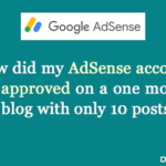 Get Adsense Account Approved Quickly2B252812529